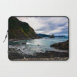 Basque Coast Laptop Sleeve