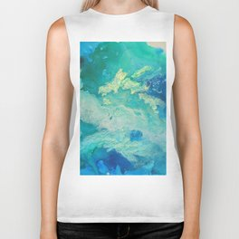 Call of the Ocean Biker Tank