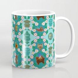 Tiki Party Eleganza Coffee Mug