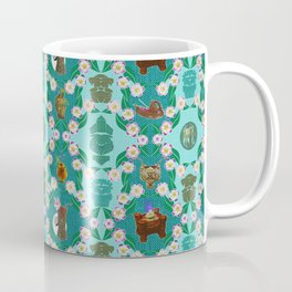 Tiki Party Eleganza Coffee Mug