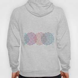 overlapping circles Hoody