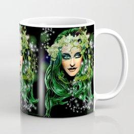 The Elementals - Lehti, Warden of Fauna Coffee Mug