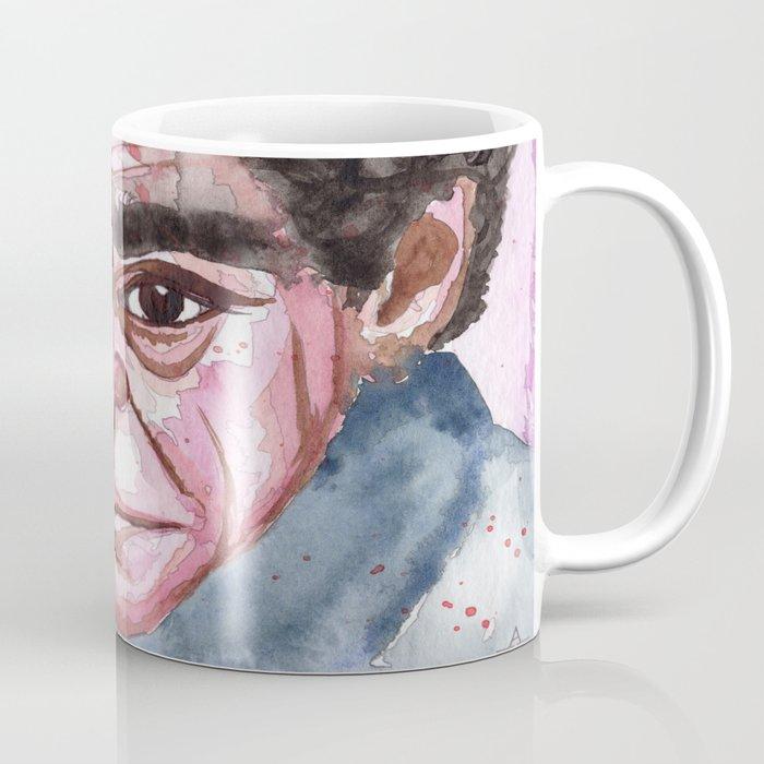 Face with no hope Coffee Mug