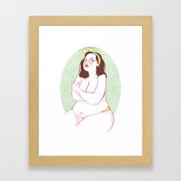 This Body Framed Art Print