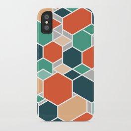 Hex P iPhone Case