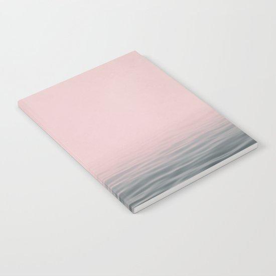 Misty sea Notebook