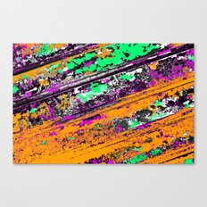 Brain Wall Canvas Print