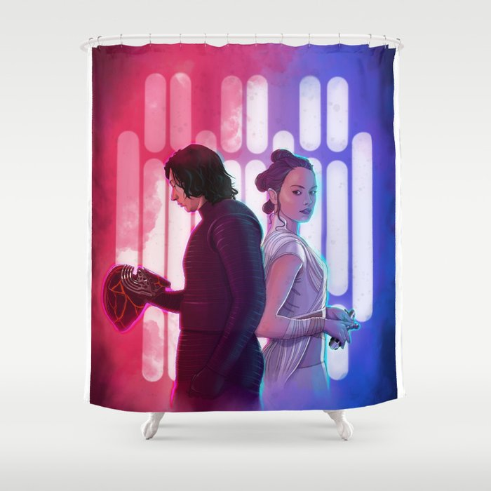 Reylo Shower Curtain