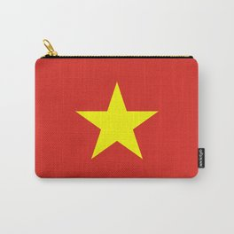Flag Of Vietnam Carry-All Pouch