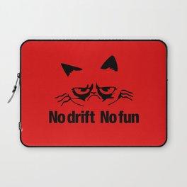 No drift No fun v5 HQvector Laptop Sleeve