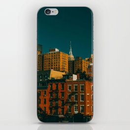 New York City Apartments (Color) iPhone Skin