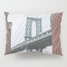 Dumbo Brooklyn New York City Pillow Sham