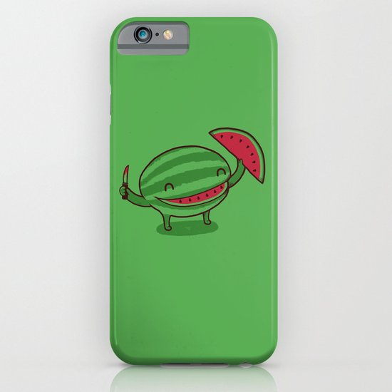 A Happy Slice of Life iPhone & iPod Case