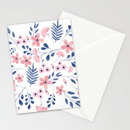 flowers / 73 Stationery Cards
