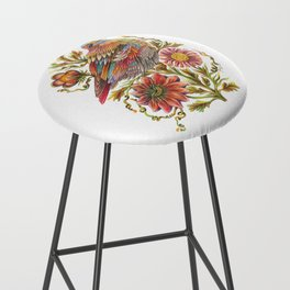 Feather Song Bar Stool