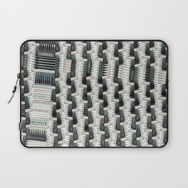 Crop Tracks. Laptop Sleeve
