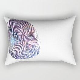 COSMIC TRACE Rectangular Pillow