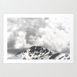 Byers Peak Art Print
