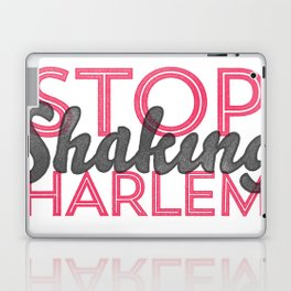 Leave Harlem Alone Laptop & iPad Skin