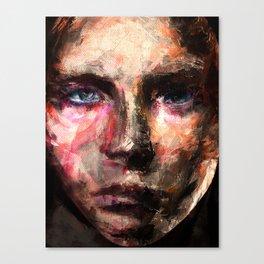 Völva Canvas Print
