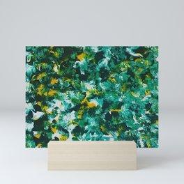 Floral Floral Mini Art Print