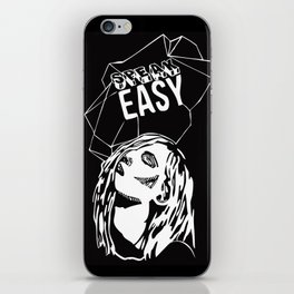 Speak Easy iPhone Skin
