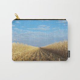Serene Cornfield Carry-All Pouch