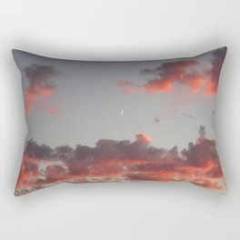 Summer Sunset #1 Rectangular Pillow