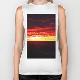 Here Comes the Night Biker Tank