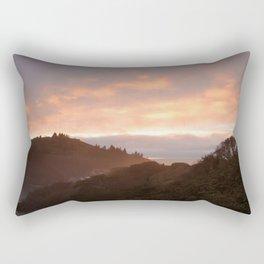 Trinidad Head Sunset Rectangular Pillow