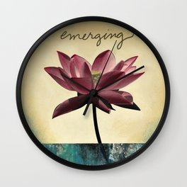 Luminescence Wall Clock
