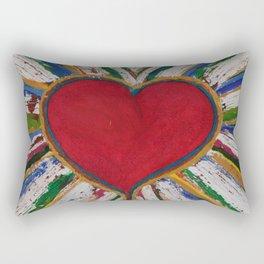 Complex Love Rectangular Pillow