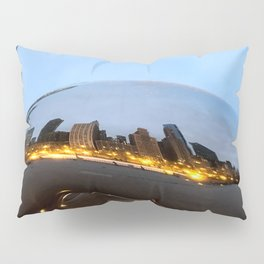 City on Fire  Pillow Sham
