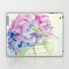 Hydrangea, Still Life Laptop & iPad Skin