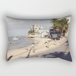 St Lawerence Gap Barbados Rectangular Pillow