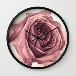 Dusky Rose, 2 Wall Clock