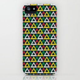 Penrose overload iPhone Case