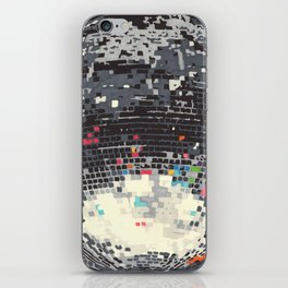 Disco iPhone Skin