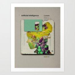 Alpha/Omega Art Print