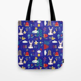 Tortoise and the Hare is one of Aesop Fables blue Tote Bag