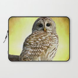 She sees right into the heart of me Laptop Sleeve