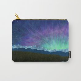 Arctic Aura - Painting Carry-All Pouch