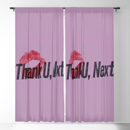 thank u, next #2 Blackout Curtain