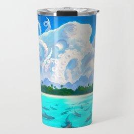 Dangerous Waters Travel Mug