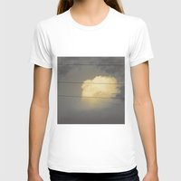 cloud T-shirts featuring Cloud by Evgeniy Nesterov
