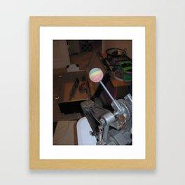 One Man's Trash, Part II Framed Art Print