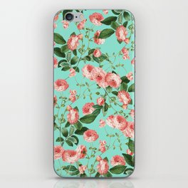 Rosy Life #society6 #decor #buyart iPhone Skin