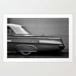 62 Shades Art Print