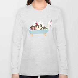 Sundae Bath Long Sleeve T-shirt