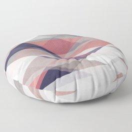 Nordic Combination I Floor Pillow